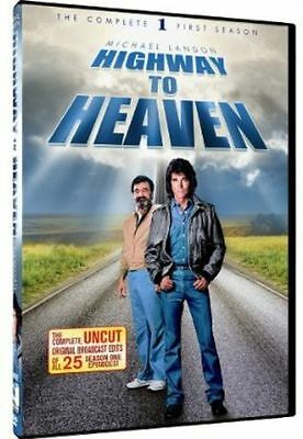 Highway to Heaven - The Complete Season 1 (DVD, 2013, 5-Disc Set)