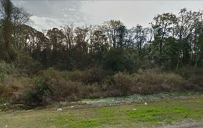 10.57 Acres in Jacksonville Florida: With Frontage Directly Off Interstate 10!