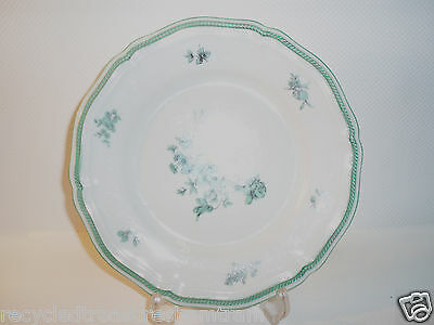 VINTAGE ROSENTHAL BAHNHOF SELB LUNCH PLATE GREEN #08 ROB CHIPPENDALE US STAND