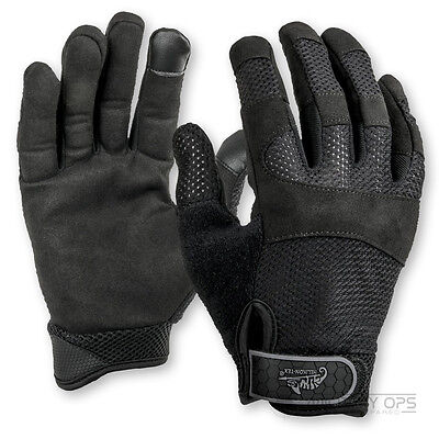 Helikon Utl Vent Urban Tactical Gloves Black Army Military Shooting