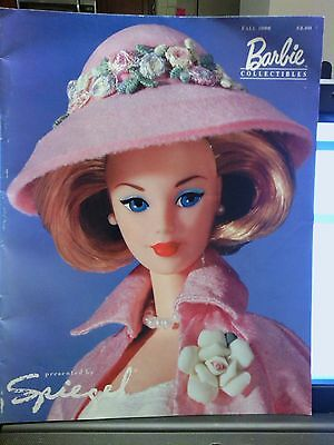 1996 Barbie Collectibles Catalog Presented By Spiegel