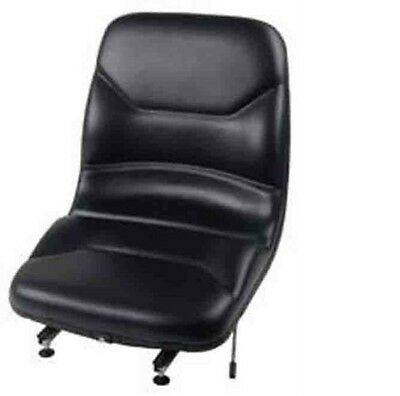 WISE Replacement Vinyl Forklift Seat (Yale, Cat, Mitsubishi, Clark)