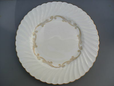 SYRACUSE CHINA - BAROQUE GRAY -MADE IN U.S.A.-- BREAD & BUTTER PLATE  --