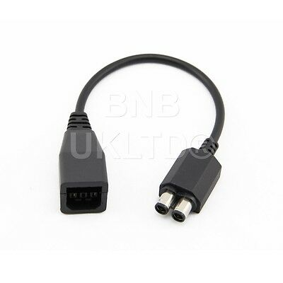 AC Adapter Power Supply Converter Transfer Cable for Xbox 360 Slim