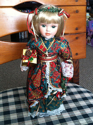 Heritage Signature Collection Porcelain Doll (NEW) REDUCED  (L@@K)