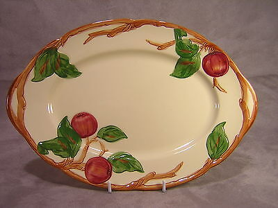 "Franciscan APPLE 12 1/2"" Platter ~ U.S.A."