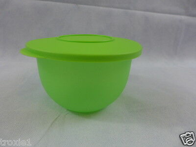 Tupperware impressions bowl 5 1/2 cup 1.3L lime green new