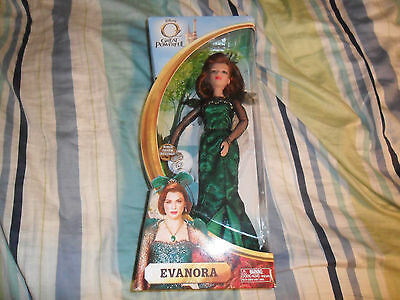BRAND NEW SEALED Oz The Great and Powerful Evanora Doll HTF RARE