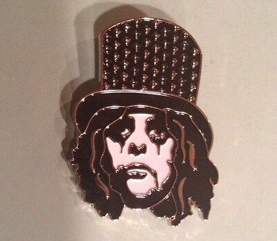 ALICE COOPER WELCOME 2 MY NIGHTMARE RARE PIN LIMITED EDITION PIN 2013
