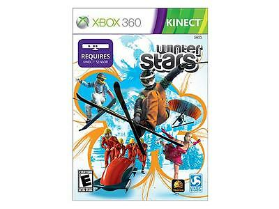 Winter Stars (Xbox 360) New Sealed Video Game Kinect ~ 11 WINTER SPORTS EVENTS