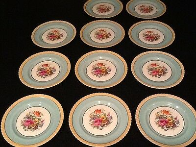 Vintage Plates Old English Johnson Bros cookies tapas fruit bread plate 6 3/8""