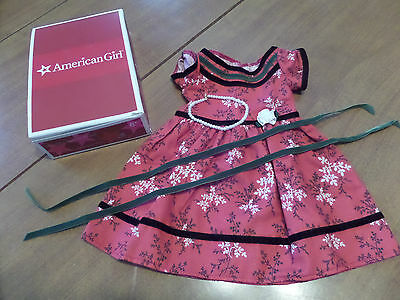 "American Girl 18"" Doll CECILE'S SPECIAL DRESS OUTFIT Retired  NEW in BOX"