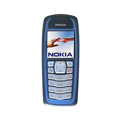 NOKIA 3100 Dark Blue UNLOCKED GSM Triband REFURBISHED Mobile phone