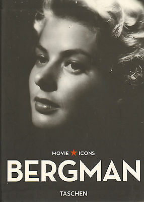 Ingrid Bergman (Movie Icons) -