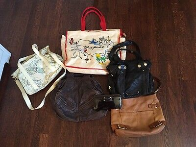 AMAZING Lot Designer Bags Purse Lot Kate Spade Gustto Marc Jacobs Michael Kors