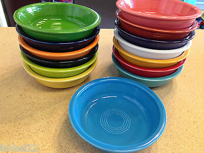 Fiestaware Cereal Bowls Mix and match Colors Your choice. Set of 4 NEW!!!!
