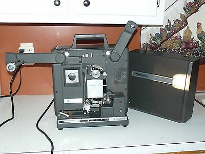 Bell & Howell 1574C 16MM FILMOSOUND  Projector VINTAGE