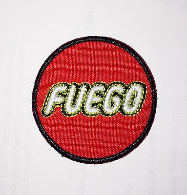 Phish FUEGO Patch GLOW IN THE DARK