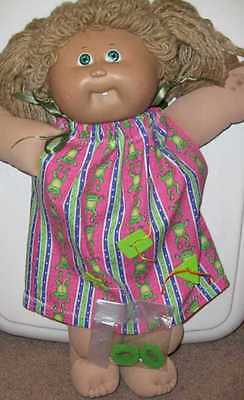 Dress 4 the Cabbage Patch Doll--5044
