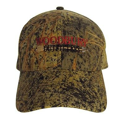 Outdoor Cap Woodbury Outfitters Mossy Oak Brush Camo Hat/Cap, 301IS