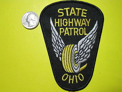 Ohio State Trooper Highway Patrol Police Patch*