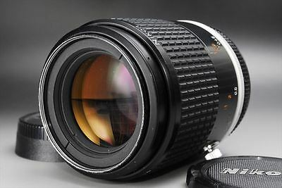 Nikon Ai-S Micro-NIKKOR 105mm f/2.8 Lens Excellent! From Japan ♯0322