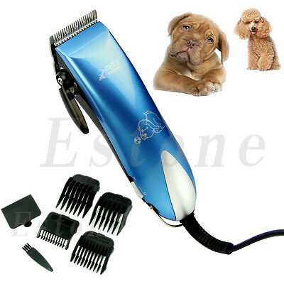 Low-noise Animal Pet Dog Hair Fashion Electric Razor Grooming Clipper Trimmer