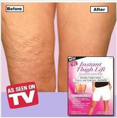 Instant Thigh Lift Strips Lifting Firming Flabby Sagging Cellulite Slimmer Thigh