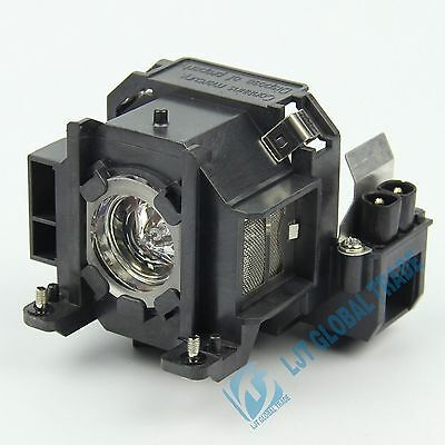 NEW  ELPLP38 LAMP With Housing for EPSON EMP-1700 1705 1707 1710 1715 1717
