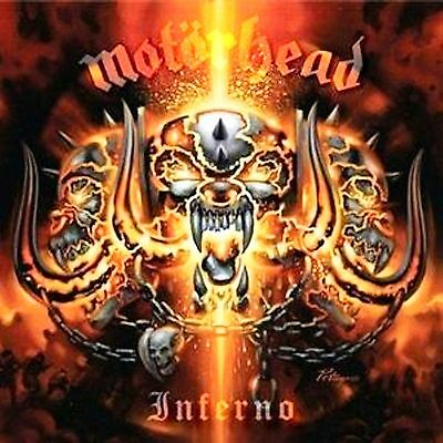2 LP-Motörhead ‎– Inferno -GERMANIA 2004-SIGILLATO