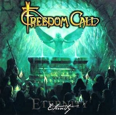 2LP- Freedom Call ‎– Eternity-LIMITED ED. COLOURED VINYL-2002-SIGILLATO