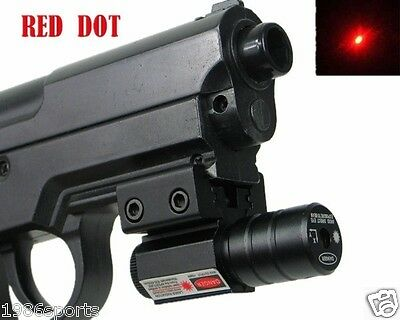650nm Red Dot Sight Laser Rail 20mm /off switch fit for /scope/pistol/rifle#B45