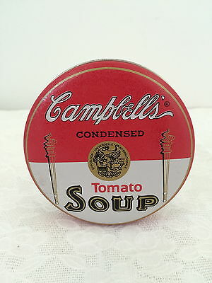 Campbell's Tomato Soup Can Tin