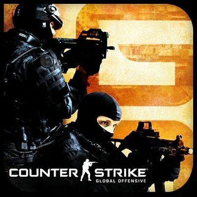 Counter Strike: Global Offensive Region-Free PC (STEAM GIFT)