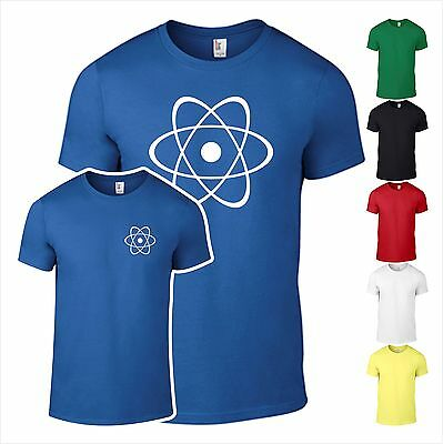 T-Shirt Team Sheldon Big Bang Theory Elektron Elektro Fun