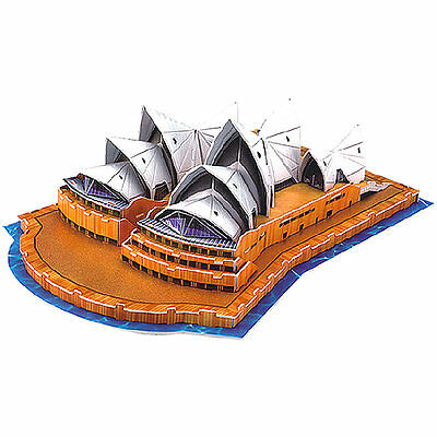 Playtastic 3D-Puzzle Sydney Opera House