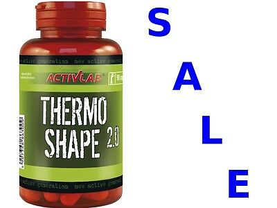 THERMO SHAPE 2.0 ActivLab Weight Loss Fat Burner LOOK SLIM Fatkiller DIÄT