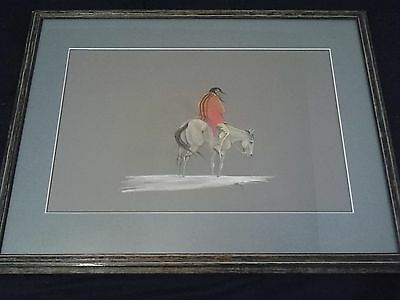"Native American Artist Harvey Pratt ""Original"""
