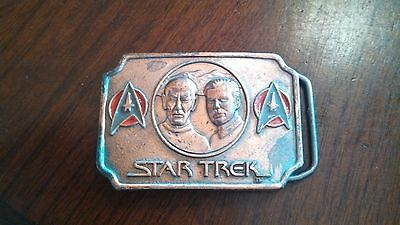 Star Trek Belt Buckle - Paramount Pictures - Dated 1979 - Listing # 1