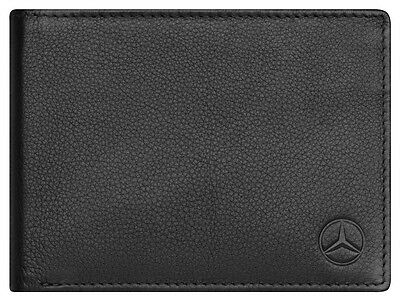 Genuine Mercedes-Benz Black Leather Wallet B66951353 NEW