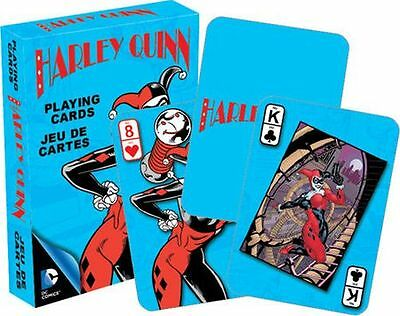 Harley Quinn - Playing Card Deck - 52 Cards New - Dc Comics 52329