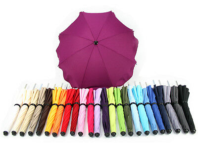 Baby sun UMBRELLA PARASOL baby buggy stroller pushchair pram shade canopy brolly