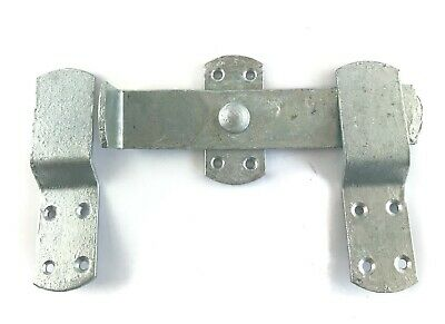 Heavy Duty Kickover Latch Stable Door Lock Kick Strap  Gate Galvanised