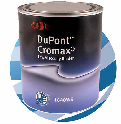 Dupont Low Viscosity Binder 1650WB 3.5ltr