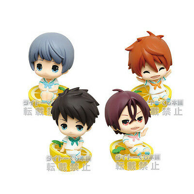 Free! Eternal Summer Taito Kuji Honpo B Prize Lemon 10cm Free! Figurines - IN UK