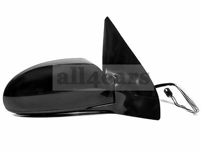 Ford Focus Mk1 98 - 04 Black Door Wing Mirror Electric Heated Driver Right O/s