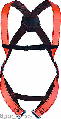 Delta Plus Froment HAR11 Fall Arrest Full Body Harness Work at Height Scaffold