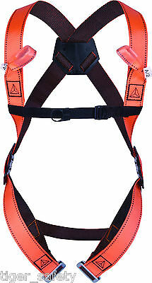 Delta Plus Froment HAR12 Fall Arrest Full Body Harness Work at Height Scaffold
