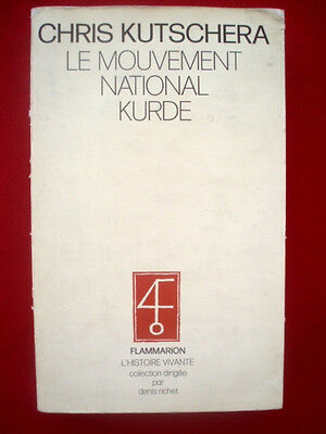 79 Le Mouvement National Kurde/ Kurdish Movement KURDISTAN Kurds Kurd PKK French