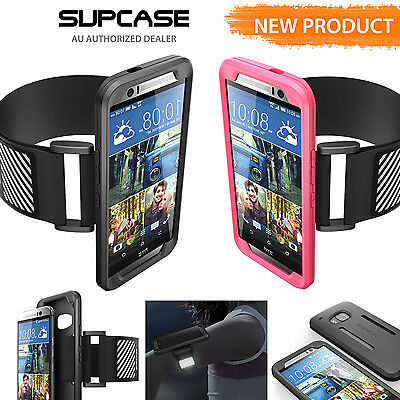 Genuine Supcase For Htc One M9 Armband Case Cover Pouch Gym Running